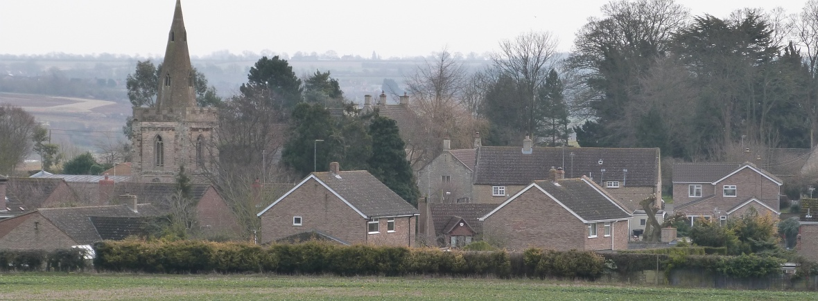 View of Little Addington